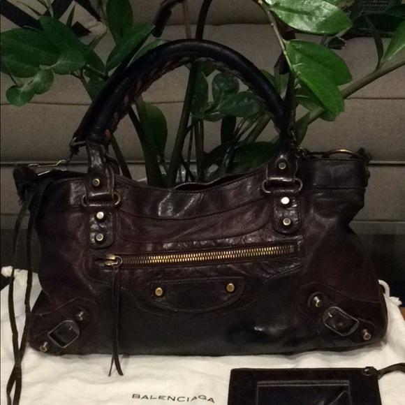 66945de821 Balenciaga Handbags - Authentic Balenciaga Shoulder bag w dust bag